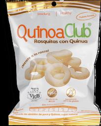 Rosquitas Quinoaclub Natural 15G