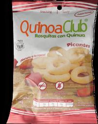 Rosquitas Quinoaclub Picante 15G