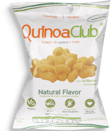 Palitos Quinoaclub Natural 12G