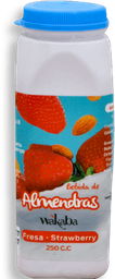 Bebida Wakaba Almendra Fresa 250Ml