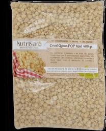 Cereal Quinua Nutrisano Miel 400G