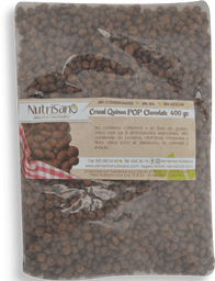 Cereal Quinua Nutrisano Chocolate 400G