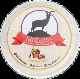 Queso De Cabra Mikesito Miel Nueces 150G