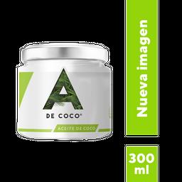 Aceite Coco A De Coco Ext Vir 300Ml