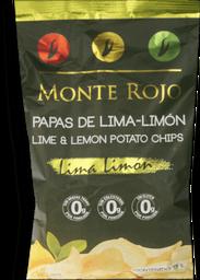 Papas Lima Limon Monte Rojo