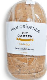 Pan Multigrano Fit Garden 500G