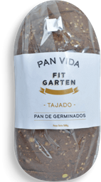 Pan Germinados Fit Garden 500G
