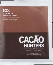 Chocolate Hunters Tumaco 82 28G