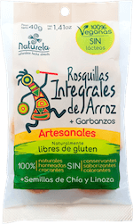 Rosquillas veganas sin gluten