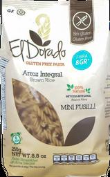 Pasta De Arroz Int El Dorado Fusill 250G