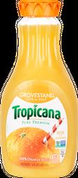 Jugo Naranja Con Mucha Pulpa Tropicana 1 Und