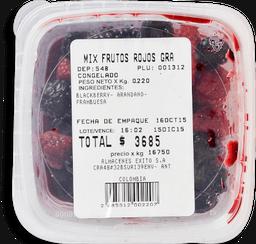 Mix Frutos Rojos Congelado
