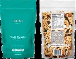 Hatsu Snacks Mix Nueces y Frutas x 150 gr