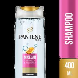 Pantene Pro-V Micelar Purifica & Hidrata Shampoo 400ml