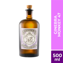 Ginebra Schwarzwald Monkey 47 500 ml