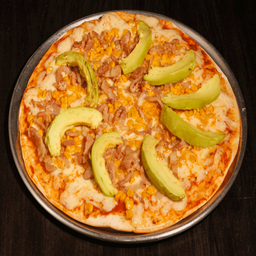 Pizza Mediana Burro