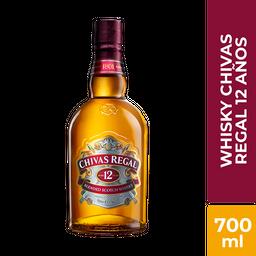 Whisky 12 Aos Chivas Regal 1 und