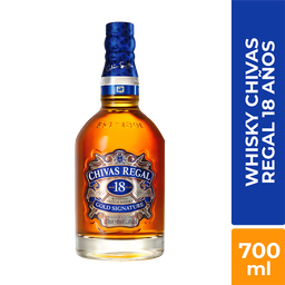 Whisky 18 Aos Chivas Regal 1 und