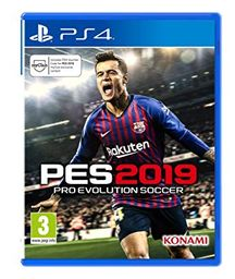 Ps4 Pro Evolution Soccer 2019 Marca: Playstation
