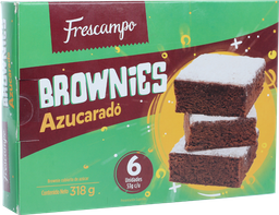 Brownie Azucar Sixpack Frescampo 1 und
