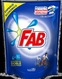 Detergente Líquido Fab
