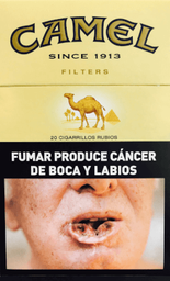 Cigarrillos Filters Camel