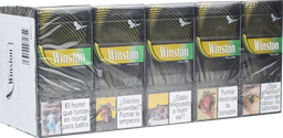 Cigarillos Yellow Winston