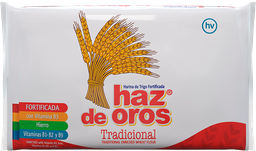 Harina de Trigo Tradicional Haz de Oros