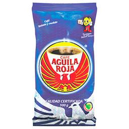 Cafe Aguila Roja Molido 500 G