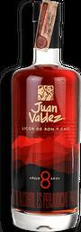 Licor de Ron Y Café Añejo Juan Valdez