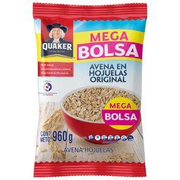 Quaker Avena Hojuela 960 g Extracontenido