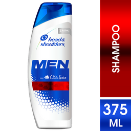 Head & Shoulders Old Spice para Hombres Shampoo 375ml