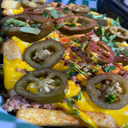 Jalapeño Fries