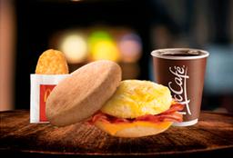 McCombo™ Egg Muffin Tocineta