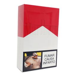 Cigarrillos Rojo Marlboro
