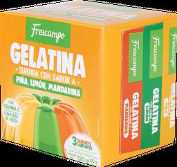 Gelatina Pia-Limon-Mandarina Frescampo 1 u