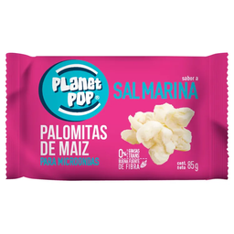 Planet Pop Palomitas Sal Marina