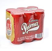 Cerveza Lite Con Alcoh.Sixpack Prima Marca Exclusiva 1 und