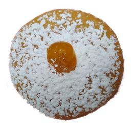 Donut Melocotón