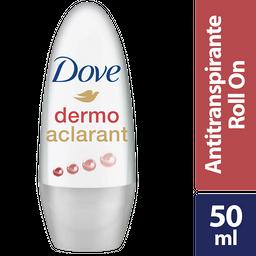 Desodorante Roll on Dermoaclarant Dove