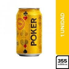 Poker  355 ml