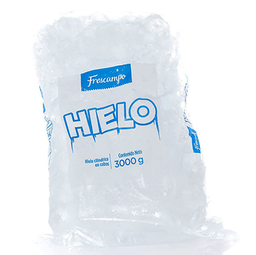 Hielo 3Kg Frescampo 1 und
