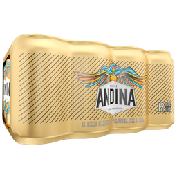 Andina Cerveza Lager
