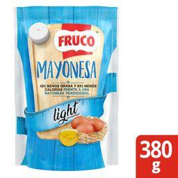 Mayonesa Light Fruco Doypack 380g