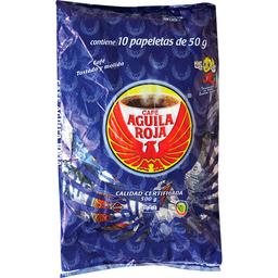 Café Aguila Roja Molido 50 G