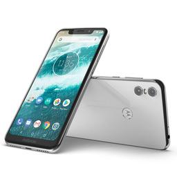 Motorola One (3/32) Blanco Motorola 1 und