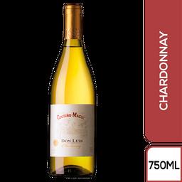 Vino Blanco Chardonnay Cousiño macul