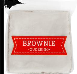 Brownie Azucar Pulverizada