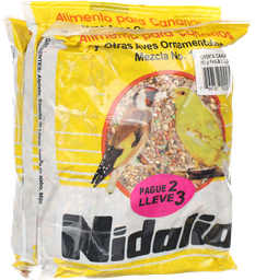 Alimento Canario Nidalia