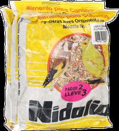 Alimento Canario Pague 2Lleve3 Nidalia 3 und